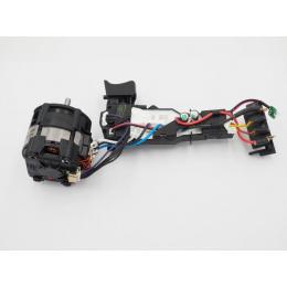 Dewalt N434178 Sous ensemble moteur et interrupteur DCD732, DCD737