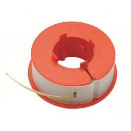 Bosch Recharge avec bobine de fil intégrée pour Taille bordures ART 24/27/30+ART 36 LI (F016800351)