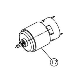 Ryobi Moteur 14.4V Perceuse CMI1442 et CDI1442 (5131000473)
