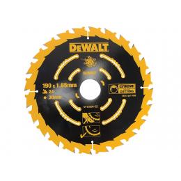 Dewalt Lame de Scie circulaire ø165mm 40Dts DT10301