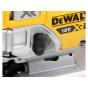 Dewalt DCS334P2 Scie Sauteuse 18V XR 2x5.0Ah Li-ion Brushless (poignée supérieure)