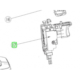 Ryobi Moteur 18V Visseuse R18IW3 (5131032997)