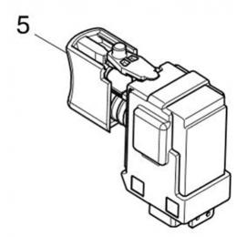 Makita 143975-1 Interrupteur C3JW-2B (DTD154)
