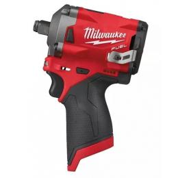 "Milwaukee M12 FIW38-0 Boulonneuse à choc 3/8"" 12V FUEL Machine seule (4933464612)"