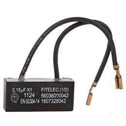 Bosch 1607328042 Condensateur, filtre Antiparasitaire