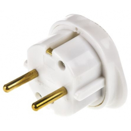 Adaptateur GB vers Europe 3 broches 668-3698