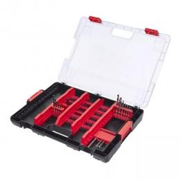 Milwaukee 4932464145 Coffret 100 Accessoires en coffret HD-BOX