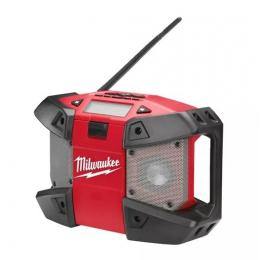 Milwaukee C12 JSR Radio de chantier 12V/230V (4933416365)
