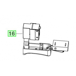 AEG Interrupteur OMNI300 (4931435624)