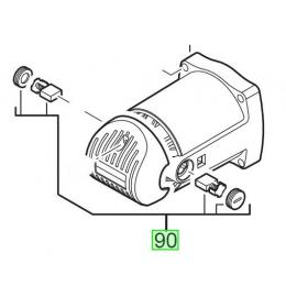AEG Set de charbons scie radiale PS305DG (101603620)