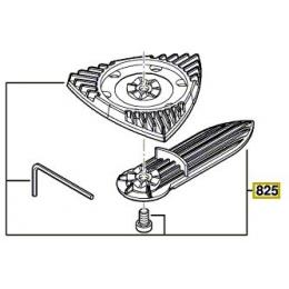 Skil 2610Z08348 Plaque de base Ponceuse 7125 et 7126