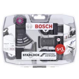 Bosch Coffret Starlock Electricien 6pces (2608664622)