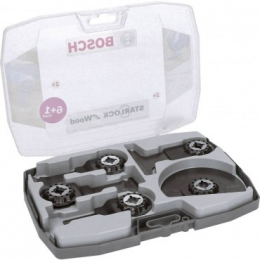 Bosch Coffret Starlock Bois 7pces (2608664623)