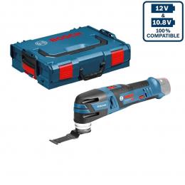 Bosch GOP 12V-28N Découpeur, ponceur 12V Li-Ion avec L-Boxx (06018B5002)
