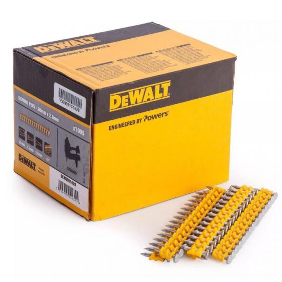 Dewalt Clous standard ø20x2.6mm DCN8901020 (Boite de 1005 Clous)