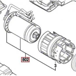 Bosch Moteur 18V GBH18V-EC (16170006BG)
