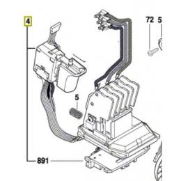 Bosch Module interrupteur, Variateur électronique GBH18V-EC (1617233376)