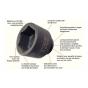 Hitachi Douille de Vissage Longue ø22mm 751838