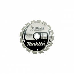 Makita B-13683 Lame Carbure Bois ø190x30x2.6mm 12dts ''Specialized''