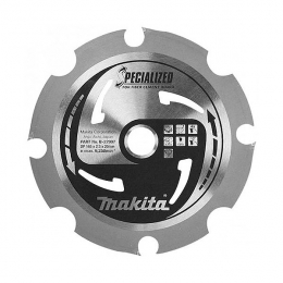 Makita B-23008 Lame Carbure Fibro-ciment ø190x30x2.3mm 4dts ''Specialized''