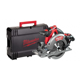 Milwaukee M18 CCS55-0X Scie Circulaire ø165mm 18V Brushless Fuel + HD-Box (4933451429)