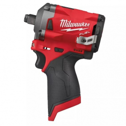"Milwaukee M12 FIWF12-0X Boulonneuse à choc 1/2"" 12V FUEL + HD-BOX"