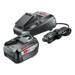 Bosch Starter set Batterie PBA 18V 6.0Ah W-B + chargeur AL1830CV (1600A00ZR8)