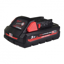 Milwaukee M18HB3 Batterie 18V 3.0Ah High Output (4932471069)
