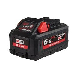 Milwaukee M18HB5.5 Batterie 18V 5.5Ah High Output (4932464712)