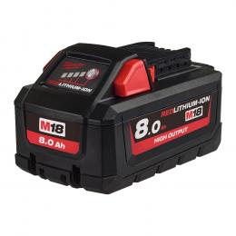 Milwaukee M18HB8 Batterie 18V 8.0Ah High Output (4932471070)