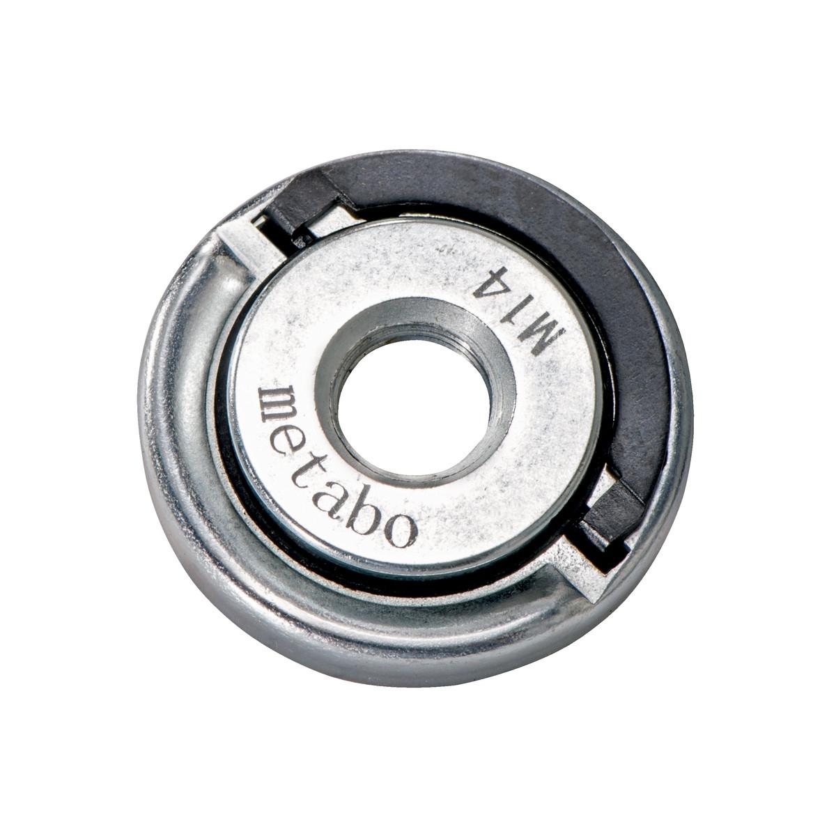 Aide pour meuleuse d'angle Metabo-ecrou-de-serrage-rapide-meuleuse-m14-630832000
