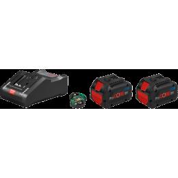 Bosch Starter set ProCORE 18V 2x8.0Ah + Chargeur GAL18V-160C (1600A016GP)