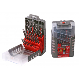 DIAGER - Coffret 25 forets métal G3 706D