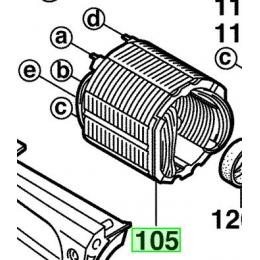 AEG Inducteur Perforateur (4931426180)