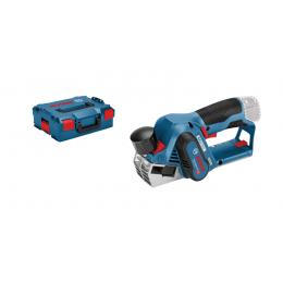 Bosch GHO 12V-20 Professional Rabot sans fil 12V + L-Boxx (06015A7002)