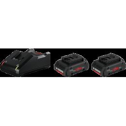 Bosch Starter set ProCORE 18V 2x4.0Ah + Chargeur GAL18V-40 (1600A01BA3)