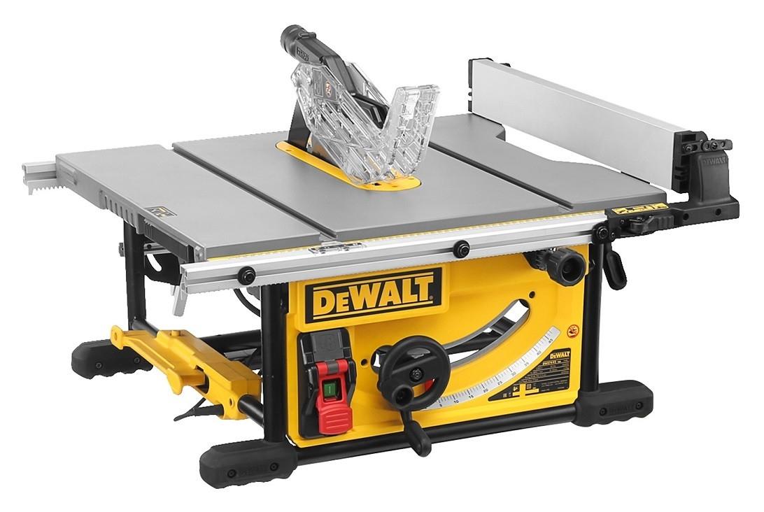 Dewalt DWE7-QS Scie sur Table ø7mm 7W