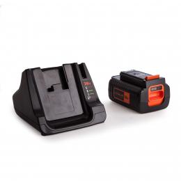 Black+Decker BDC2A36 Pack 36V batterie  BL2036 + Chargeur BDC2A