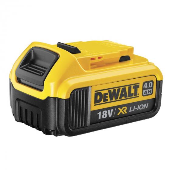DEWALT Batterie 18V 4Ah XR Li-ion DCB182
