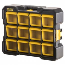 Stanley FMST81077-1 FatMax Boîte à Compartiments Flip Bin