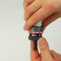 Arbre Fixtec pour scie cloche de ø14 à ø30mm