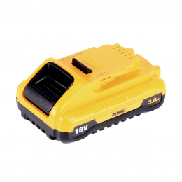 Dewalt DCB187-XJ Batterie Compacte 18V 3.0Ah XR Li-ion