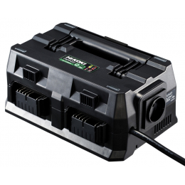 Hikoki UC18YTSL Chargeur rapide Multi-ports 14,4V/18V et Multi Volt
