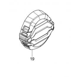 Makita 456967-4 Couvercle arrière de perceuse DDF484 et DHP484