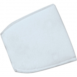 Makita 443060-3 Filtre en tissu d'aspirateur CL183D, CL070D, CL100D, CL183D, DCL140, DCL180
