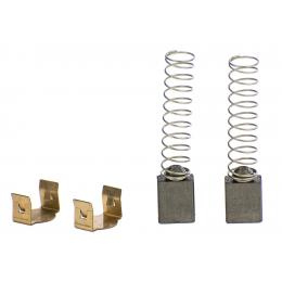 Bosch 2607014010 Paire de charbons Ponceuse PDA100A, PMF180E