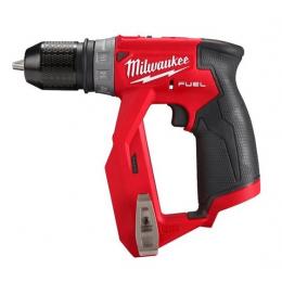 Milwaukee M12 FDDX-0 Perceuse, Visseuse 12V Fuel à mandrin amovible (4933464978)