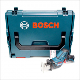 Bosch L-BOXX 102 Coffret de transport V2 + Calage scie sabre GSA12V-14