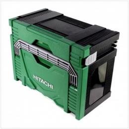 Hitachi Coffret Hit-Case Type 2 Pour Perceuse (Mousse Incluse)