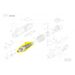Dremel 2610004556 Épanouissement Polaire 230V pour Dremel 4000 et 4200